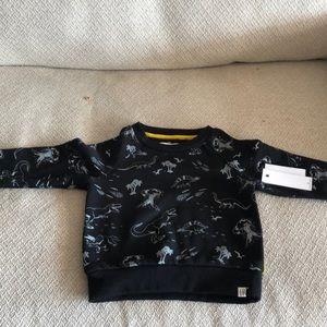 Sovereign Code Dino Sweatshirt - Boys 2T - NWT